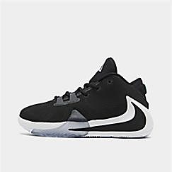 Boys' Big Kids' Nike Zoom Freak 1 Basketball Shoes