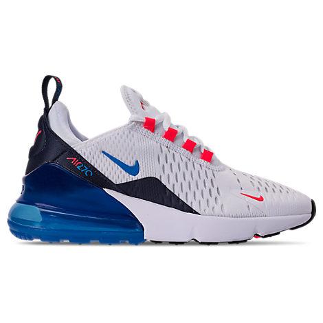 Nike Big Kids Air Max 270 Casual Shoes, White