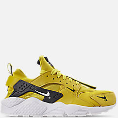 Men's Nike Huarache Premium Zip Casual Shoes