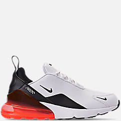 Men's Nike Air Max 270 Premium Leather Casual Shoes