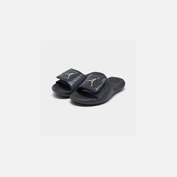 pretty nice b67fc 1e765 Boys' Little Kids' Air Jordan Hydro 7 V2 Slide Sandals