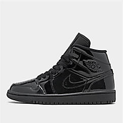Women s Air Jordan 1 Mid SE Casual Shoes 8858c7fbc5
