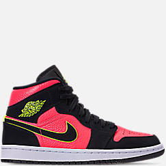 267064a3a324 Women s Air Jordan 1 Mid SE Casual Shoes