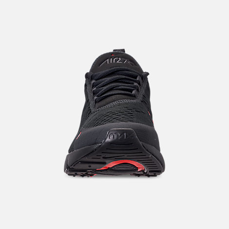 buy popular d5371 a8f2d Front view of Men s Nike Air Max 270 SE Reflective Casual Shoes in Off Noir