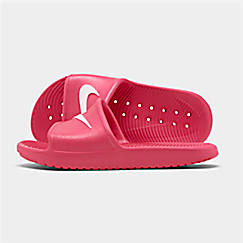 Girls' Nike Kawa Shower Slide Sandals