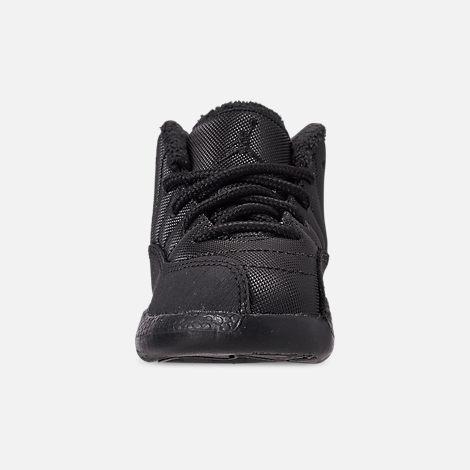 free shipping dff51 ea99c Kids' Toddler Air Jordan Retro 12 Winter Basketball Shoes ...
