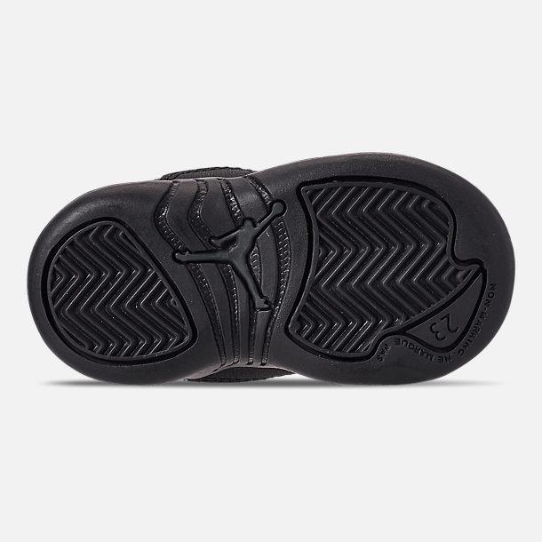 free shipping 44d8b 0a7ff Kids' Toddler Air Jordan Retro 12 Winter Basketball Shoes ...