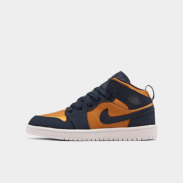 for whole family cheapest price casual shoes Little Kids' Air Jordan 1 Mid SE Casual Shoes