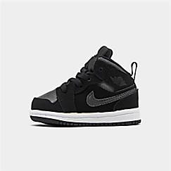 Boys' Toddler Air Jordan 1 Mid SE Casual Shoes