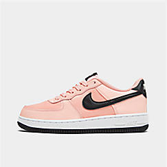 Girls' Big Kids' Nike Air Force 1 VDay Casual Shoes