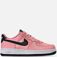 Girls' Little Kids' Nike Air Force 1 VDay Casual Shoes