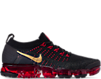 Black/Metallic Gold/University Red