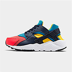 Boys' Big Kids' Nike Huarache Run Ultra Now Casual Shoes