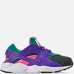 Little Kids' Nike Huarache Run Now Casual Shoes