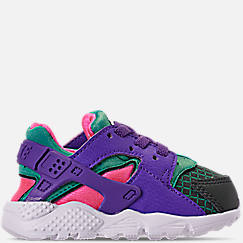 Kids' Toddler Nike Huarache Run Now Casual Shoes