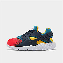 Boys' Toddler Nike Huarache Run Now Casual Shoes