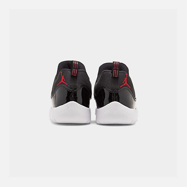 new styles 7299f 8ecbb Left view of Boys  Little Kids  Air Jordan Retro 11 Little Flex Basketball  Shoes