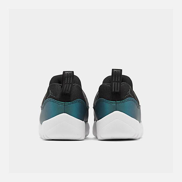 buy online 37d95 d5bd0 Girls' Toddler Air Jordan Retro 11 Little Flex Basketball Shoes