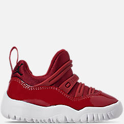 Boys' Toddler Air Jordan Retro 11 Little Flex Basketball Shoes