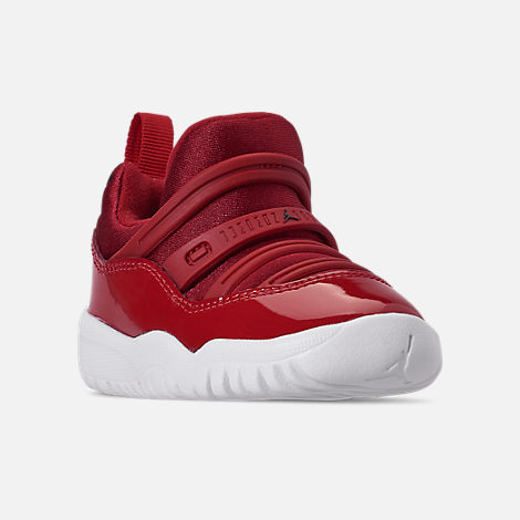 Boys' Toddler Air Jordan Retro 11 Little Flex Basketball Shoes by Jordan