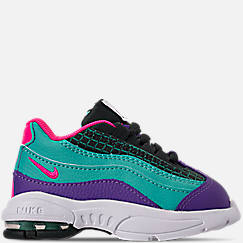Boys' Toddler Nike Air Max 95 Now Casual Shoes