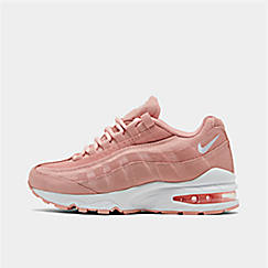 Girls' Big Kids' Nike Air Max 95 PE Casual Shoes