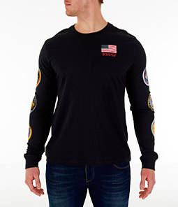Men s Nike PG 3 x NASA Long-Sleeve T-Shirt d3a7d0fea