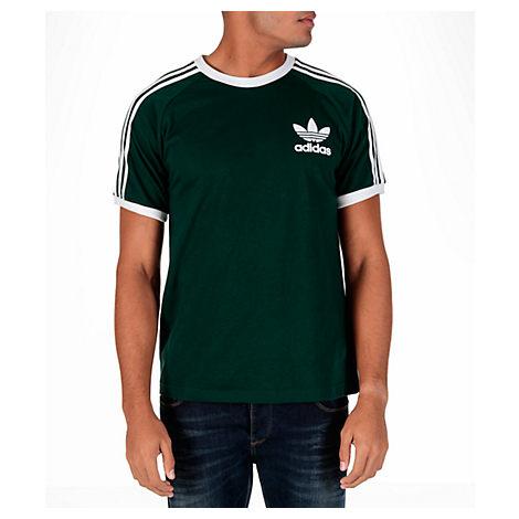 Adidas Originals  MEN'S ORIGINALS CLFN T-SHIRT, GREEN