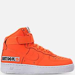 Women's Nike Air Force 1 High LX Leather Casual Shoes