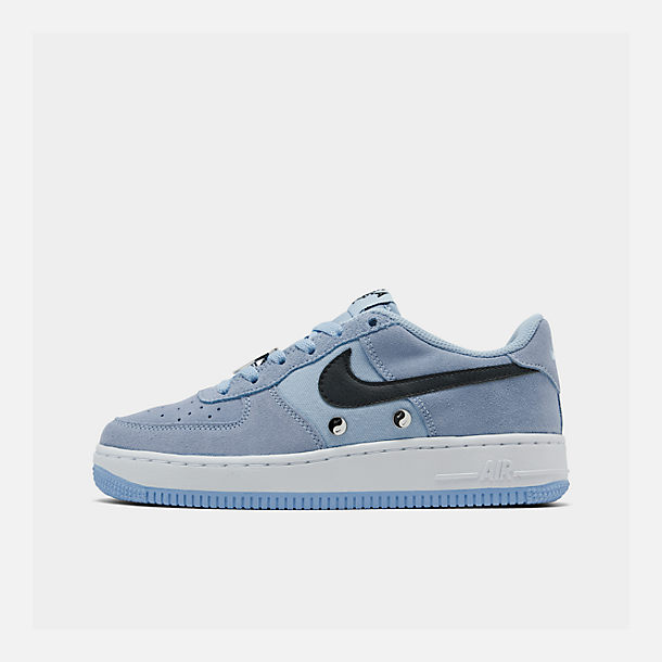 b08407c52142 Right view of Big Kids  Nike Air Force 1 LV8 Nike Day Casual Shoes in