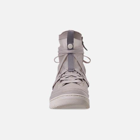 c9a6fb03b9051d Front view of Women s Air Jordan Retro 3 Explorer Lite XX Casual Shoes