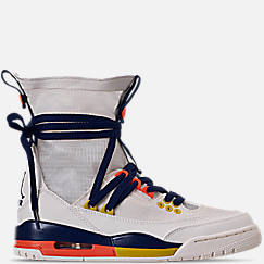 Women's Air Jordan Retro 3 Explorer Lite XX Casual Shoes
