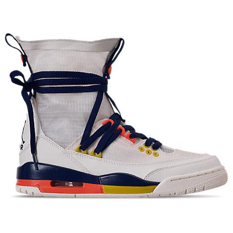Nike Shoes WOMEN'S AIR JORDAN RETRO 3 EXPLORER LITE XX CASUAL SHOES, WHITE