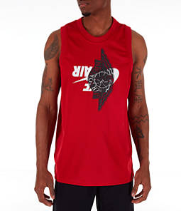 Men's Jordan Jumpman Wings Classic Mesh Jersey