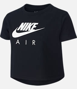 Girls' Nike Air Crop T-Shirt
