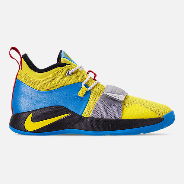 ca307cff30a226 Right view of Boys  Big Kids  Nike PG 2.5 Basketball Shoes in Opti-