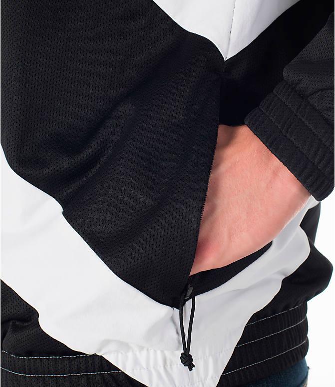 Gli Originali Eqt Adidas Superstar Traccia Giacca Traguardo