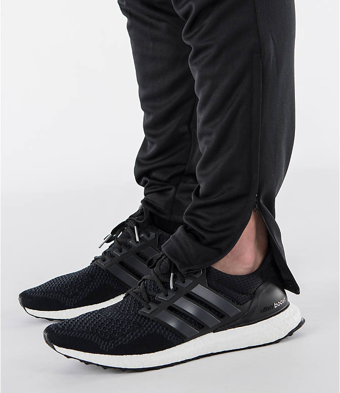 Detail 2 view of Men's adidas Tiro 17 Training Pants in Black/White