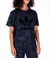 Women's adidas Originals Boyfriend Trefoil T-Shirt