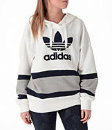Women's adidas Originals Trefoil Colorblock Hoodie