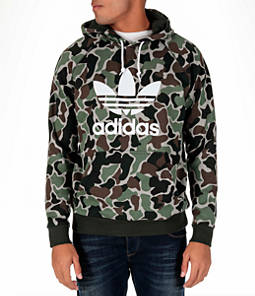Men's adidas Originals Camouflage Hoodie Product Image