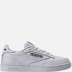 Boys' Grade School Reebok Club C Casual Shoes