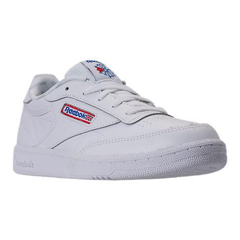 Boys' Preschool Reebok Club C Casual Shoes