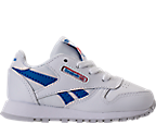 Boys' Toddler Reebok Classic Leather SO Casual Shoes