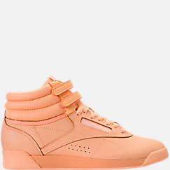 Women's Reebok Freestyle Hi Casual Shoes