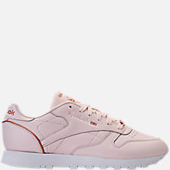 Women's Reebok Classic Leather HW Casual Shoes
