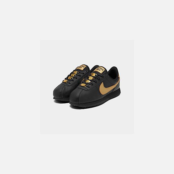 cheap for discount 26fb8 49ef0 Girls' Big Kids' Nike Cortez Basic SL Vintage Floral Casual Shoes