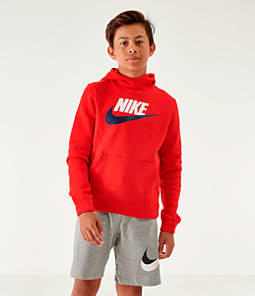 Boys' Nike Sportswear Club Fleece Hoodie