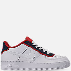 Boys' Big Kids' Nike Air Force 1 LV8 1 DBL Casual Shoes
