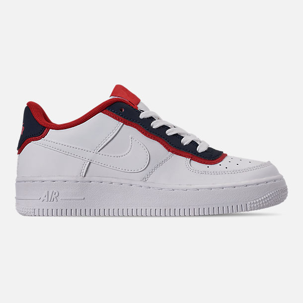 451678e42 Boys' Big Kids' Nike Air Force 1 LV8 1 DBL Casual Shoes| Finish Line